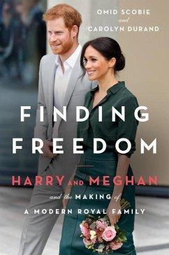 Finding Freedom - Scobie, Omid;Durand, Carolyn