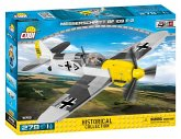 COBI Historical Collection 5715 - Messerschmitt BF 109 F-2 WWII, 278 Bauteile