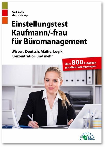 Ausbildungsinhalte Kauffrau Für Büromanagement