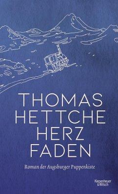 Herzfaden - Hettche, Thomas