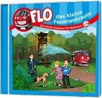 Flo - das kleine Feuerwehrauto - Ein neues Zuhause für Robinson, Audio-CD