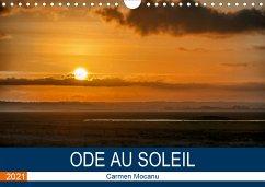 Ode au soleil (Calendrier mural 2021 DIN A4 horizontal)