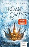 Ein Kuss aus Eis und Schnee / Frozen Crowns Bd.1 (eBook, ePUB)