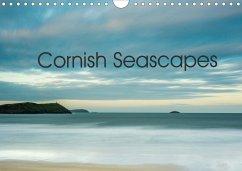 Cornish Seascapes (Wall Calendar 2021 DIN A4 Landscape)