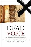 Dead Voice (eBook, ePUB)