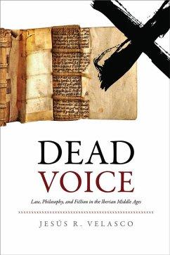 Dead Voice (eBook, ePUB) - Velasco, Jesus R.