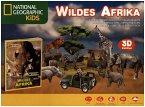 Wildes Afrika (Kinderpuzzle) (Restauflage)