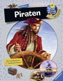 Piraten / Wieso? Weshalb? Warum? - Profiwissen Bd.22 (Mängelexemplar) (Restauflage) - Kienle, Dela