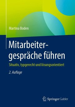 Mitarbeitergespräche führen (eBook, PDF) - Boden, Martina