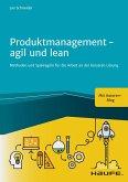 Produktmanagement - agil und lean (eBook, PDF)