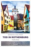 Tod in Rothenburg (eBook, ePUB)