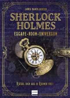Sherlock Holmes - Escape-Room-Universum - Hamer-Morton, James