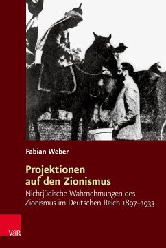 Projektionen auf den Zionismus - Weber, Fabian