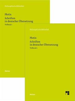 Schriften in deutscher Übersetzung - Plotin