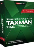 TAXMAN 2021 für Vermieter, CD-ROM