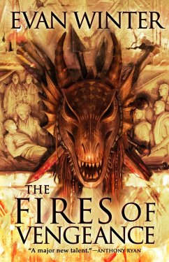 The Fires of Vengeance (eBook, ePUB) - Winter, Evan