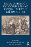 Social Ontology, Sociocultures, and Inequality in the Global South (eBook, ePUB)