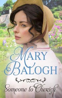 Someone to Cherish (eBook, ePUB) - Balogh, Mary