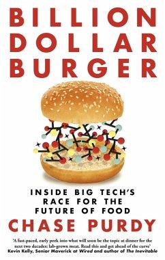 Billion Dollar Burger (eBook, ePUB) - Purdy, Chase