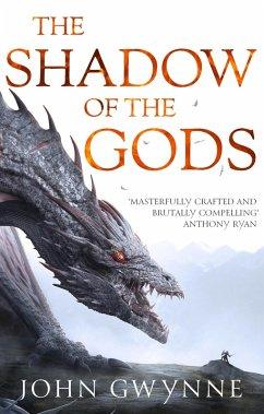 The Shadow of the Gods (eBook, ePUB) - Gwynne, John
