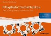 Erfolgsfaktor Teamarchitektur (eBook, PDF)