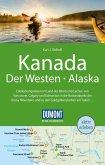 DuMont Reise-Handbuch Reiseführer Kanada, Der Westen, Alaska (eBook, PDF)