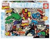 Carletto 9218498 - Educa, Marvel, Comics, Puzzle, 1000 Teile