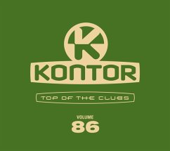 Kontor Top Of The Clubs Vol.86 - Diverse