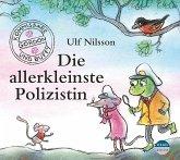 Die allerkleinste Polizistin, 1 Audio-CD