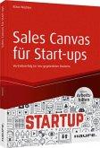 Sales Canvas für Start-ups - inkl. Arbeitshilfen online