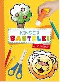 Trötsch Bastelbuch mit Bastelbögen Kinderbastelei ab 3 Jahren