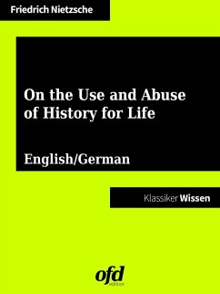 On the Use and Abuse of History for Life (eBook, ePUB)