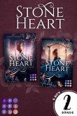 Stoneheart: Sammelband der mystisch-rauen Fantasy-Buchserie