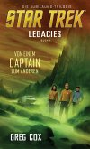Von einem Captain zum anderen / Star Trek - Legacies Bd.1 (eBook, ePUB)