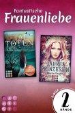 Fantastische Frauenliebe: Der Sammelband für düster-romantische Fantasy (eBook, ePUB)