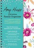 2021 Amy Knapp's Christian Family Organizer: August 2020-December 2021