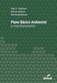 Plano Básico Ambiental e monitoramento (eBook, ePUB)