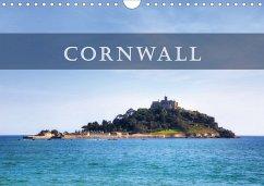 Cornwall (Wall Calendar 2021 DIN A4 Landscape)