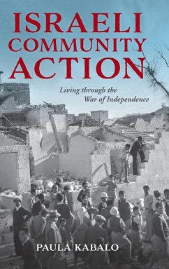 Israeli Community Action: Civic Associations and Community Resilience