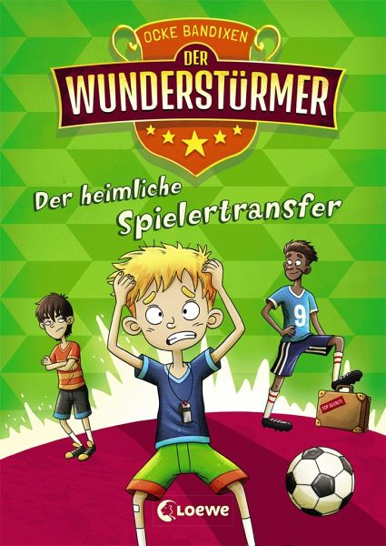 Buch-Reihe Der Wunderstürmer