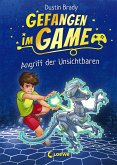 Angriff der Unsichtbaren / Gefangen im Game Bd.2