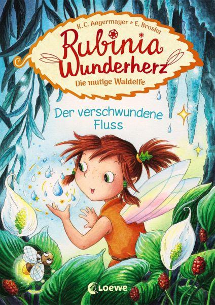 Buch-Reihe Rubinia Wunderherz