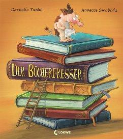 Der Bücherfresser - Funke, Cornelia