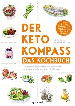 Der Keto-Kompass - Das Kochbuch - Gonder, Ulrike;Karner, Brigitte