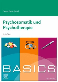 BASICS Psychosomatik und Psychotherapie - Davis-Glurich, Svenja