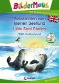 Bildermaus - Mit Bildern Englisch lernen - Geschichten vom kleinen Seehund - Little Seal Stories