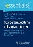 Quartiersentwicklung mit Design Thinking (eBook, PDF)