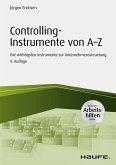 Controlling-Instrumente von A - Z (eBook, PDF)