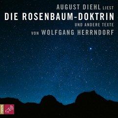 Die Rosenbaum-Doktrin - und andere Texte (MP3-Download) - Herrndorf, Wolfgang
