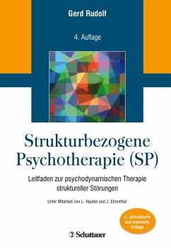 Strukturbezogene Psychotherapie (SP) (eBook, PDF) - Rudolf, Gerd